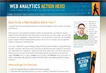 Web Analtyics Action Hero